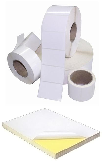 چاپ لیبل کاغذی